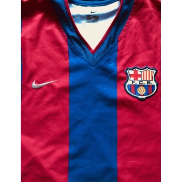 Maillot FCB BARCELONE LFP taille S Nike