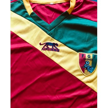 Maillot Equipe Nationale GUINEE FGF airness taille S