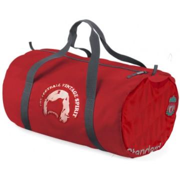 LE FOOTBAGG LIVERPOOL Footbll Club N°6 sac de Sport rouge (BA113)