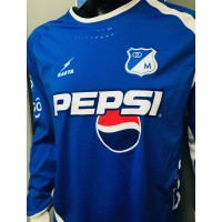 Maillot MILLONARIOS Saeta Colombia COLOMBIE taille XL manches longues
