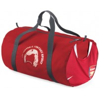 LE FOOTBAGG ARSENAL N°10 sac de Sport rouge  (BA129)