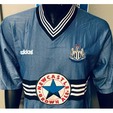 Maillot ancien NEWCASTLE united adidas taille XXL VINTAGE