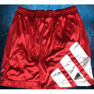 Short ADIDAS Equipment rouge année 90 taille XL