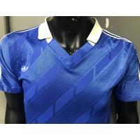 Maillot Adidas Retro bleu taille L