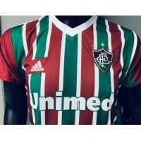 Maillot Fluminense Football Club N°10 Unimed adidas taille M