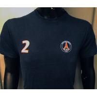 Tee-shirt PSG PARIS N°2 T.SILVA taille L