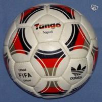 Ballon ADIDAS TANGO NAPOLI Officiel FIFA VINTAGE