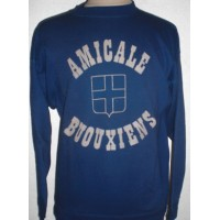 Pull ancien AMICALE BUOUXIENS taille M