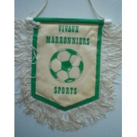Fanion Vivaux Marronniers Sports