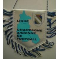 Fanion Ligue Champagne Ardenne de Football