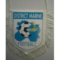 Fanion District MARNE Football