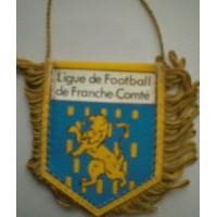 Fanion Ligue de Football de Franche-Comté F.F.F