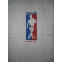 Tee shirt d&#39occasion  STAGES B.BOSQUIER taille S