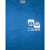 Tee shirt F.F.F/L.F.A journée Nationale des débutants taille L