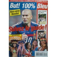 Magazine BUT 2006 Hors-série Mondial 100% Bleu FRANCE Zidane