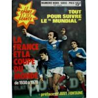 Le Sport et ses Géants La FRANCE et La Coupe du Monde 156 pages