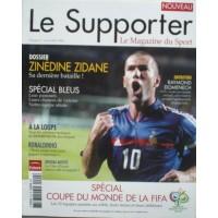Le Supporter N°2 - JUIN/JUILLET 2006 ZINEDINE ZIDANE