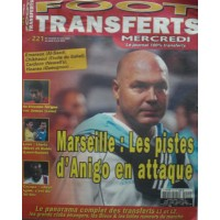 Journal FOOT TRANSFERTS 2007 N°221