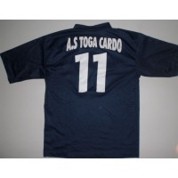 Maillot Enfant A.S.TOGA CARDO taille 14ans N°11 ME07