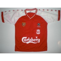 Maillot Enfant LIVERPOOL F.C taille 12ans N°11 ME19