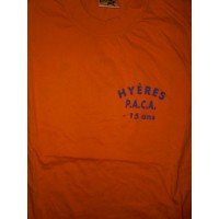 Tee shirt Hyères P.A.C.A -15 ans taille L