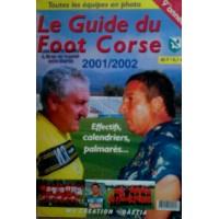 Guide du FOOT CORSE 2001/2002 9ème Année