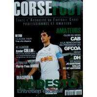 Magazine CORSEFOOT N°2 OCTOBRE 2007