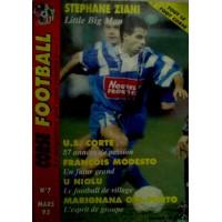 Ancien CORSE FOOTBALL N°7 Mensuel Mars 1995