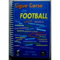 Annuaire LIGUE CORSE DE FOOTBALL 2006-2007
