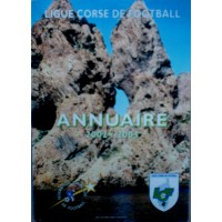Annuaire LIGUE CORSE DE FOOTBALL 2002-2003