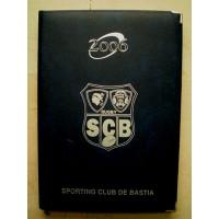 Almanach Rugby Sporting Club de Bastia 2006 neuf