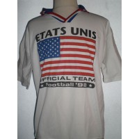Maillot ETATS UNIS Official Team Football 98 taille S/M