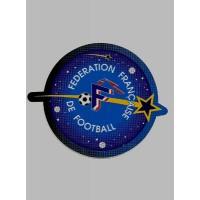 Federation Française de Football Autocollant