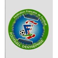 Football Entreprise Autocollant F.F.F