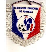 Fanion ancien Fédération Française de Football