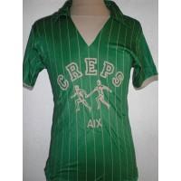Maillot Vintage année 80 CREPS AIX taille M