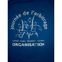Tee shirt Journée de l&#39Arbitrage ORGANISATION