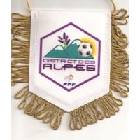 Fanion District des ALPES F.F.FOOTBALL
