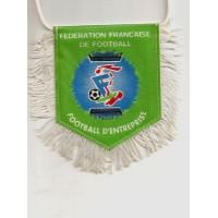 Fanion Officiel Federation Française de Football d&#39ENTREPRISE