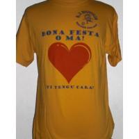 Tee shirt A.J.BIGUGLIA Benjamin 2005/06 taille S
