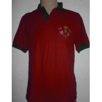 Polo vintage MAIN CREST 1912 ARCHERY MATCH taille M