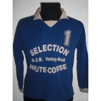 Maillot vintage volley ball sélection Haute-Corse