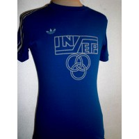 Maillot ADIDAS VENTEX INSEP taille S/M Vintage