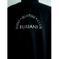 Veste ancienne JUDO Ju-jitsu Club FURIANI taille 3 (L) Adulte