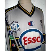 Maillot FC SOCHAUX porté PEDRETTI N°17 LFP