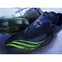 Crampons ADIDAS F30 d&#39occasion ADULTE pointure 43 1/3
