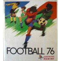 ALBUM PANINI FOOTBALL 76 en images COMPLET en TBE