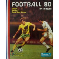 ALBUM PANINI FOOTBALL 80 en images COMPLET en TBE