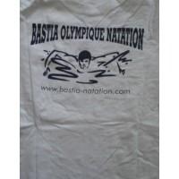 Tee shirt BASTIA OLYMPIQUE NATATION