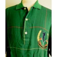 Polo chemise ancienne Jézéquel Club GOLF taille 4